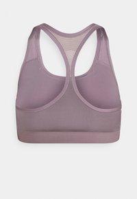 Nike Performance - PACK BRA - Brassières de sport à maintien normal - purple smoke/black - 5