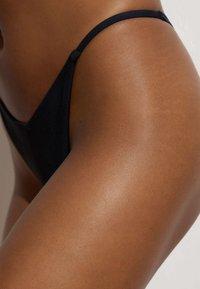 OYSHO - STRAPPY  - Bikini bottoms - black - 3