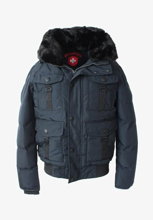 LEUCHTCRAFT - Winter jacket - midnightblue