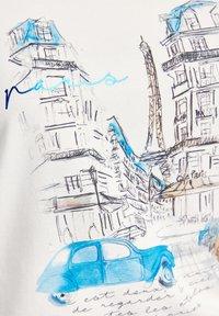 Gerry Weber - Print T-shirt - off-white - 3