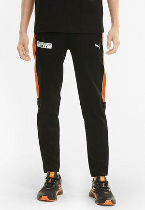 PORSCHE LEGACY T7 MOTORSPORT  - Tracksuit bottoms - black
