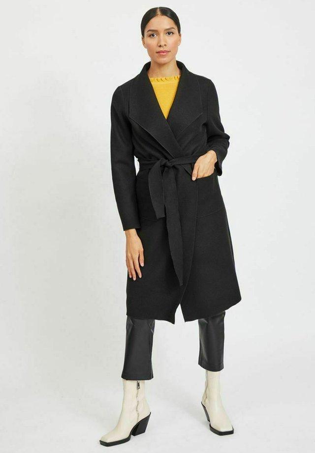 VIJUICE COAT - Cappotto classico - black