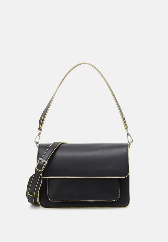 BASEL RESPONSIBLE - Schoudertas - black