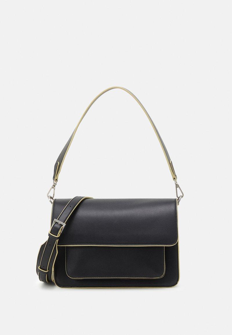 HVISK - BASEL RESPONSIBLE - Across body bag - black
