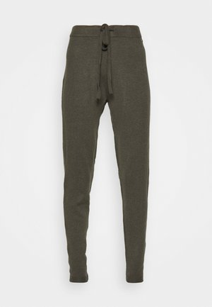 TANYA  - Spodnie treningowe - asphalt grey