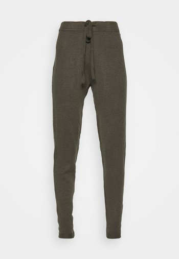 TANYA  - Teplákové kalhoty - asphalt grey
