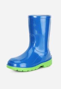 Ladeheid - Wellies - blue/green - 5