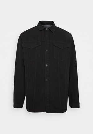JACKET - Spijkerjas - keep black