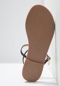 Even&Odd - T-bar sandals - black - 6
