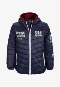 Cipo & Baxx - Winter jacket - dark blue - 0
