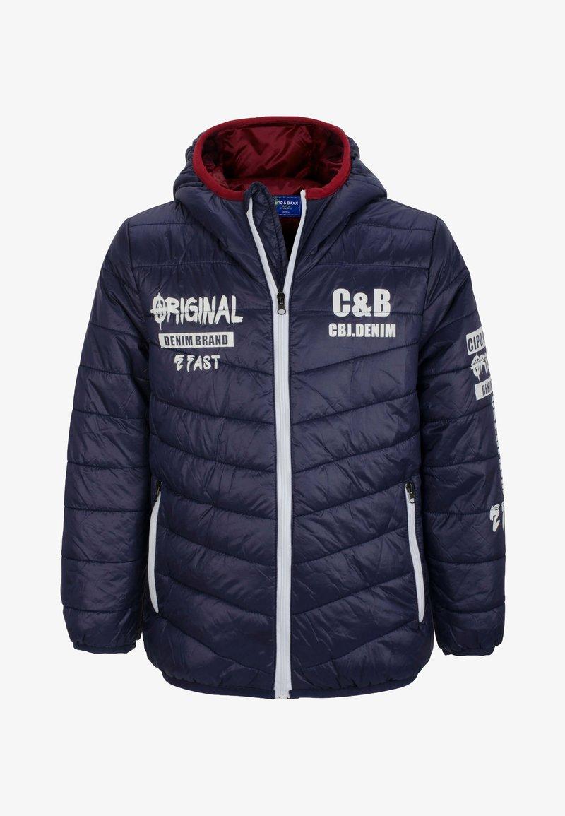 Cipo & Baxx - Winter jacket - dark blue
