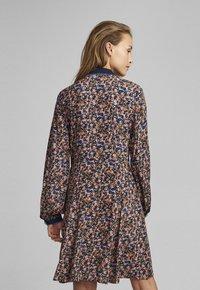 Nümph - Shirt dress - dazzling blue - 1
