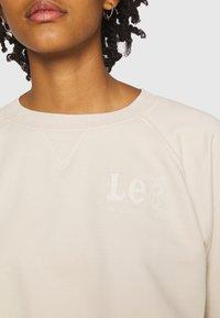 Lee - VINTAGE CROPPED  - Sweatshirt - shark bone - 5