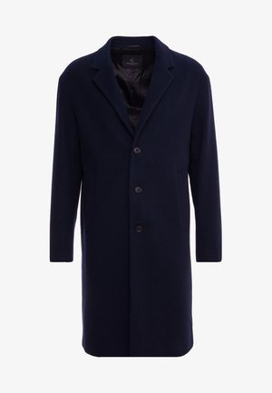 JANUS COAT - Classic coat - navy