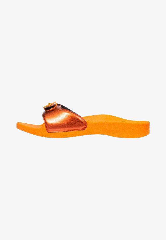 Badslippers - orange