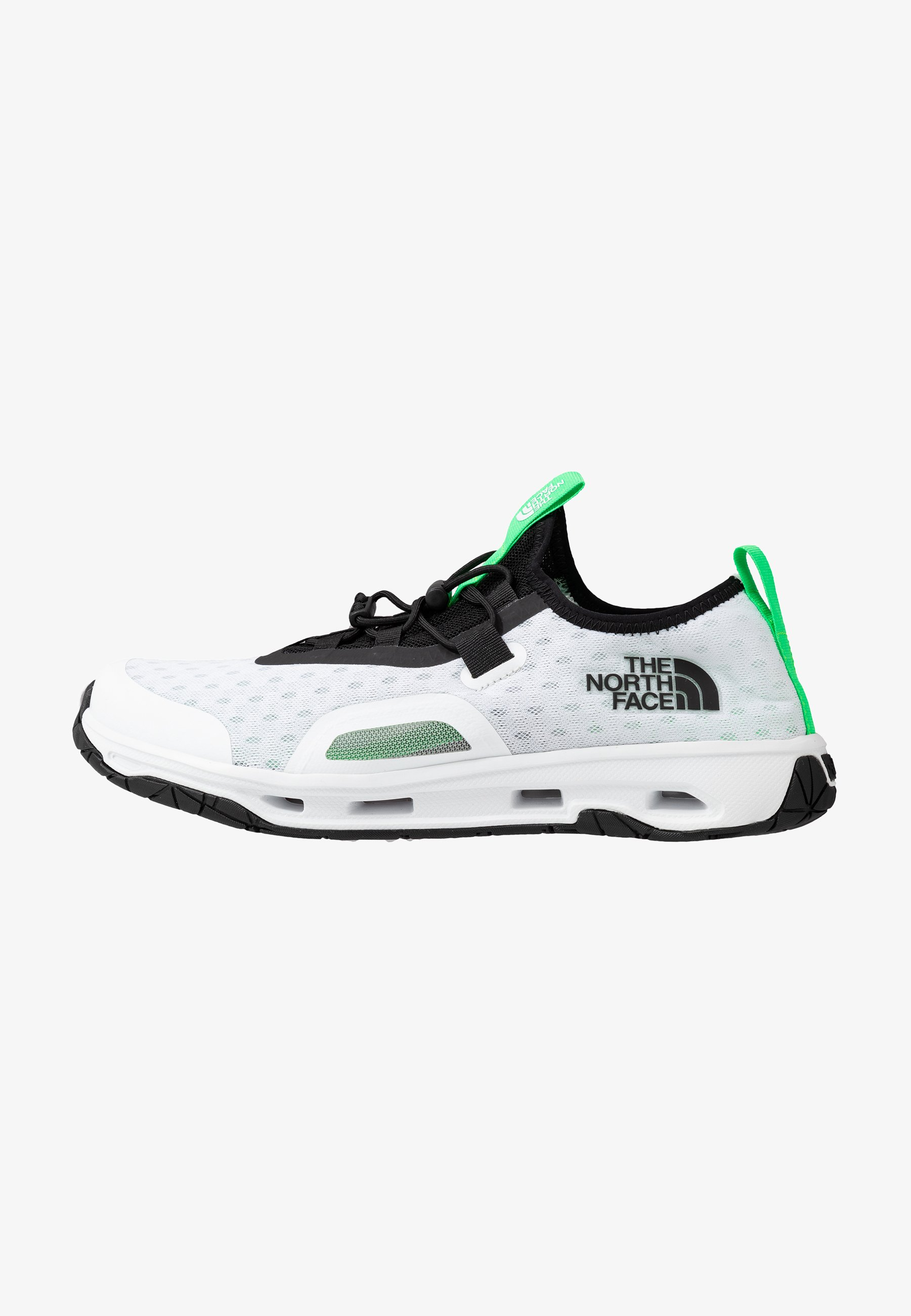 The North Face MEN'S SKAGIT WATER SHOE - Watersports shoes -  white/black/white - Zalando.ie