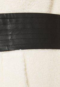Pinko - LAZZARO COAT - Classic coat - white - 2