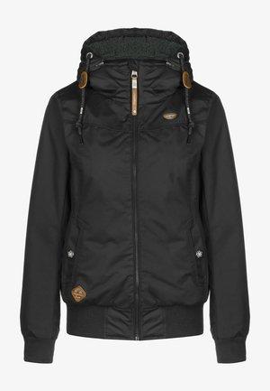 WINTERJACKE JOTTY - Winter jacket - black