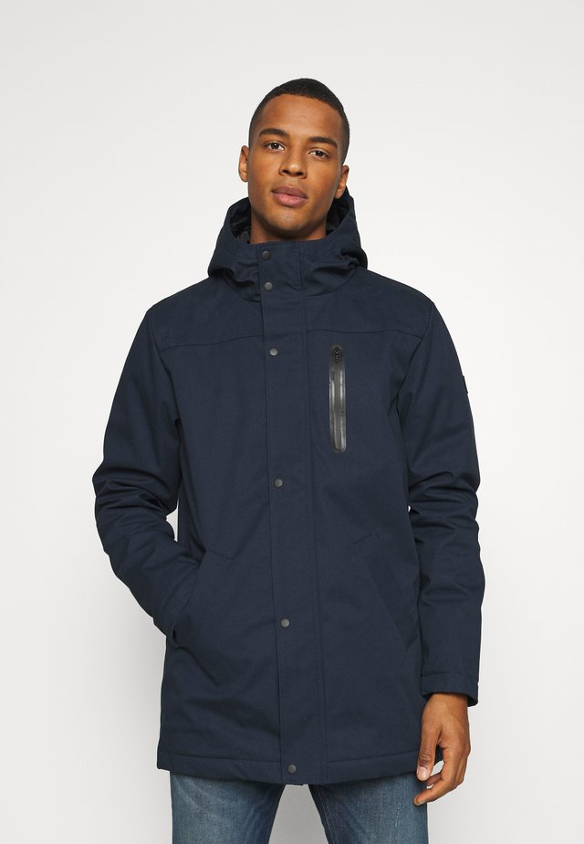 OUTDOOR - Winter coat - navy