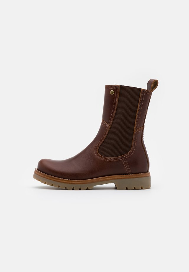 FLORENCIA - Classic ankle boots - bark
