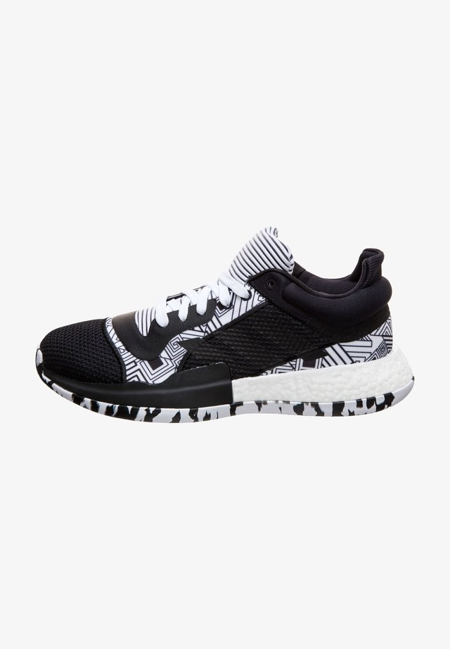 MARQUEE - Basketbalschoenen - core black / footwear white