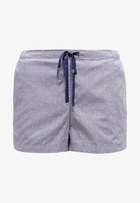 MIX & RELAX - Pyjama bottoms - dunkelblau