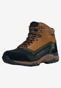 Haglöfs - SKUTA MID PROOF ECO - Hiking shoes - olive/brown - 2