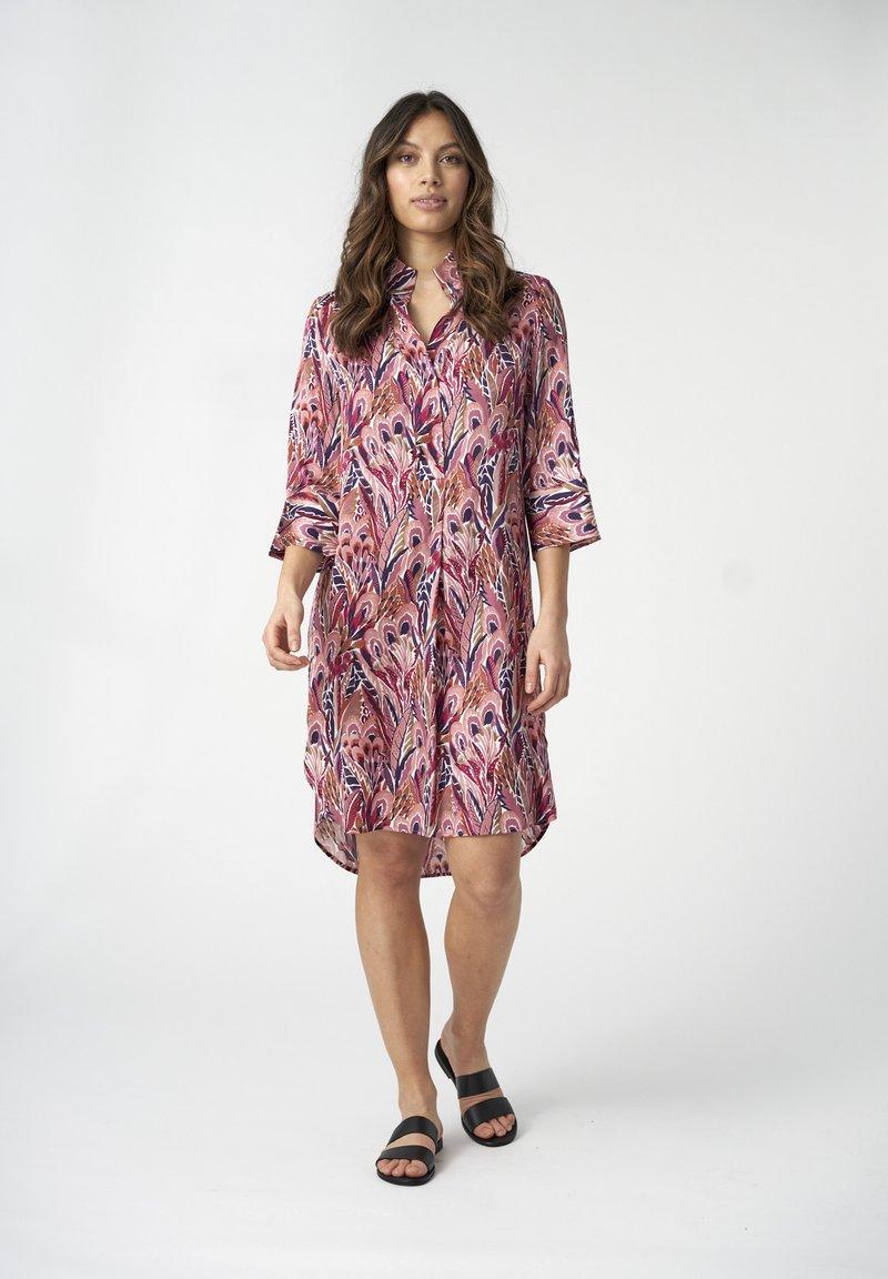 Dea Kudibal - KAMILLE - Shirt dress - persian rose