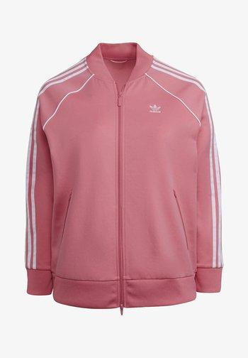 Bombejakke - pink