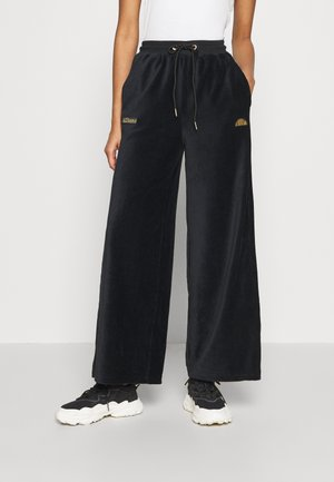 VALERIE - Trousers - black