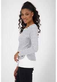 alife & kickin - Print T-shirt - pearl - 3