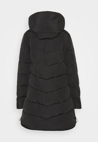 TOM TAILOR - WINTERLY PUFFER COAT - Winter coat - deep black - 1