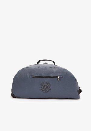 DEVIN ON WHEELS - Wheeled suitcase - grey slate c