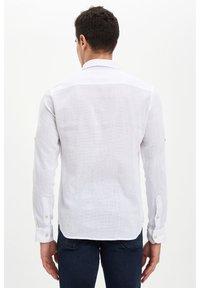 DeFacto - Shirt - white - 1