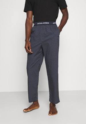 JACDOTS PANTS - Pyjamahousut/-shortsit - dress blues