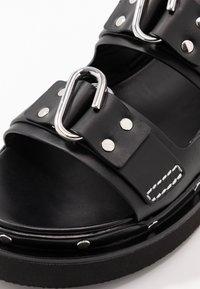 3.1 Phillip Lim - ALIX - Platform sandals - black - 2