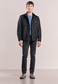 Baldessarini - JACK - Straight leg jeans - grey denim - 1