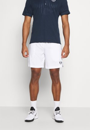 YOUNG LINE PRO SHORTS - Sports shorts - white/navy