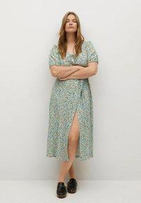 Violeta by Mango - NOA - Day dress - blau - 1