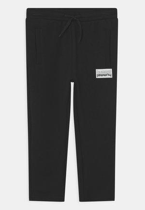 DUO PANTS UNISEX - Pantalones deportivos - black