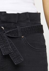 ONLY - ONLHUSH LIFE  - Jeans Skinny Fit - black - 4