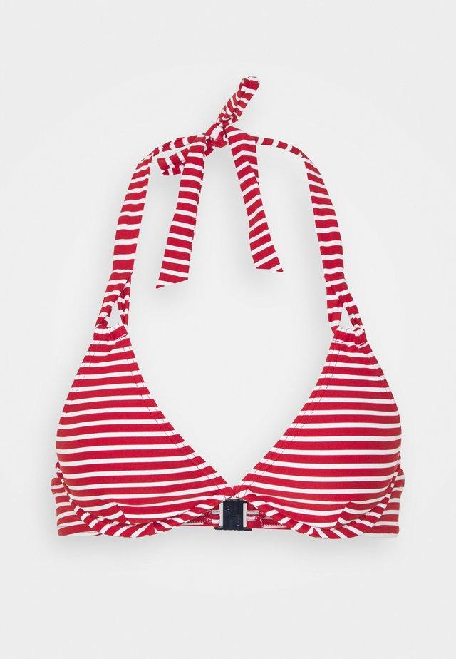 GRENADA BEACH - Top de bikini - red