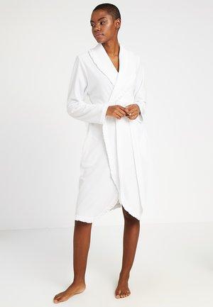 DML ARIEL - Dressing gown - weiß