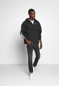 adidas Originals - Windbreaker - black/white - 1