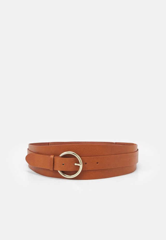 CELYA  - Waist belt - marron