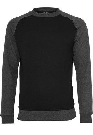 Sweater - black/charocoal