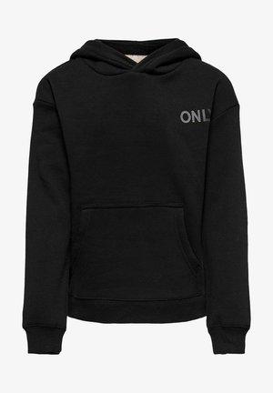 EINFARBIG - Sweater - black