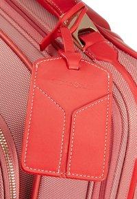 Samsonite - Wheeled suitcase - lipstick red - 2