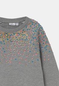 Name it - NKFNAIMMA - Sweatshirts - grey melange - 2