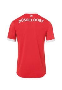 Uhlsport - NATIONAL FORTUNA DÜSSELDORF - Article de supporter - rot - 1